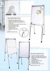 Flip Chart 4X3 White board size Whiteboard