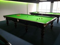 2 Look New Snooker Tables