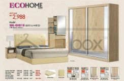 5 pcs bedroom set ' (SBL-EH-818)18/6