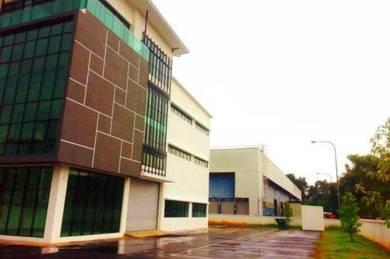 3.5sty Corner Semi-D Factory, Pusat Teknologi Sinar Puchong, Puchong