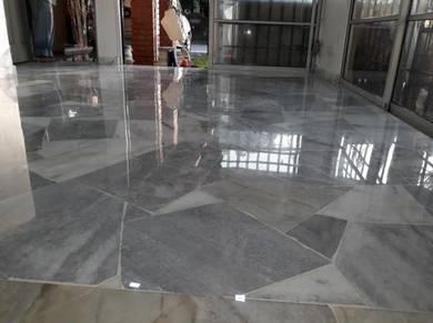 Polishing Marble Parquet Varnish Kilat