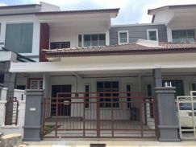 Double Storey Terrace House Taman Desa Cheng Perdana,Cheng Melaka