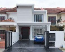 Fully RENO* [gated guarded] Double Storey 22x85 Pandan Indah