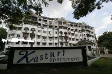 Middle Room at Kasturi Apartment Bandar Baru Ampang