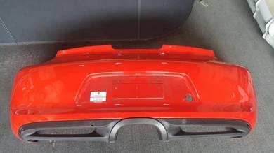 Porsche Cayman 981 Original Rear Bumper