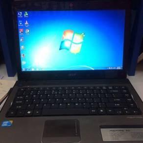 Laptop Acer 4741 i3