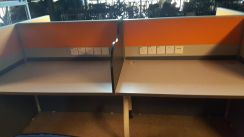4 seaters partition tables