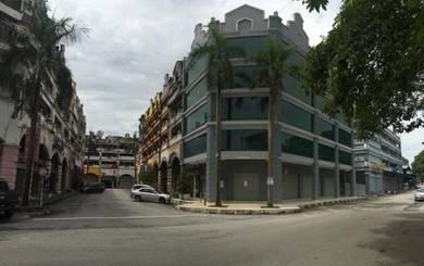 Klang 4.5sty Shop Freehold Taman Meru Near Klang Parade
