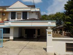 Double Storey Semi Detached House at Jalan Bayor Bukit
