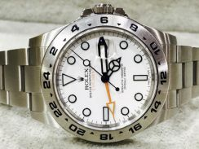 Rolex Explorer II 216570 Polar (NEW) -Swiss Hour