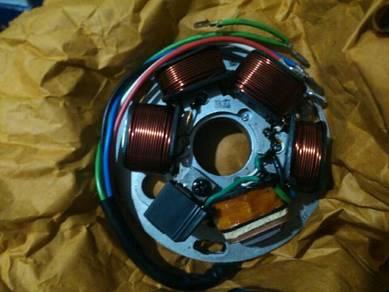 Vespa Stator Plate 5Coil Electronic