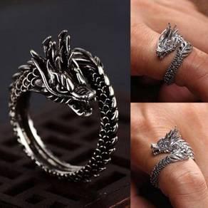 Amazak Chinese Dragon Ring