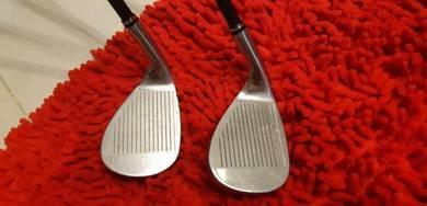 Golf Srixon SW and AW graphite iron regular Japan