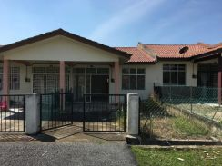 Single Storey Terrace, Taman Vista Jaya, Lukut, Port Dickson