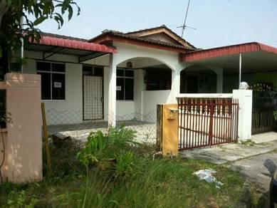 Lorong Markisah 8, Single Terrace