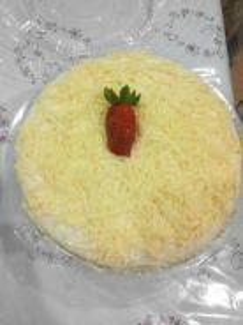 Nk order kek cheese leleh?