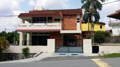 [Spacious] Corner 2 storey bungalow Taman Yoon Chan Seremban