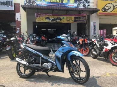 Yamaha Lagenda 115Z 115 Fi