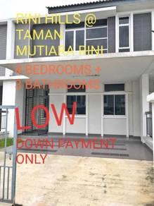 Double Storey Terrace House Rini Hills 2 Mutiara Rini
