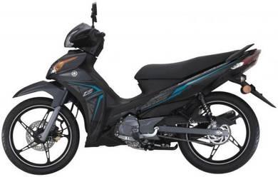 Yamaha Lagenda 115Z(E) Promosi Hebat / Loan Kedai