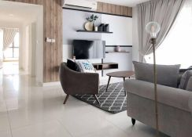 Teega Suite / Puteri Harbour / Apartment / 3+1 Bed / Johor Bahru