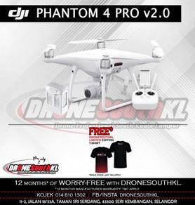 DJI Phantom 4 PRO V2.0 (Ready Stock)