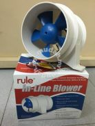 RULE In Line 4 Inch Racing Blowers for Circuit Car