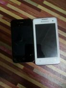 I phone 4 dan lenovo a396