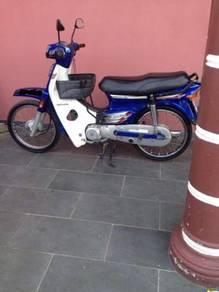 Motorsikal Honda EX5 dream