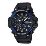 Original casio men mcw-110h-2a chronograph
