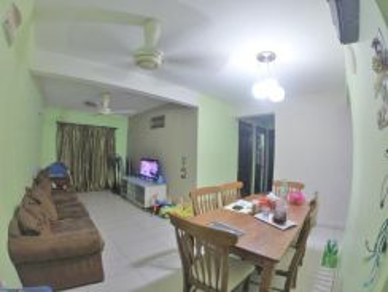 FREEHOLD Pantai Indah Apartment (Fasa 1), Pantai Dalam NEGO