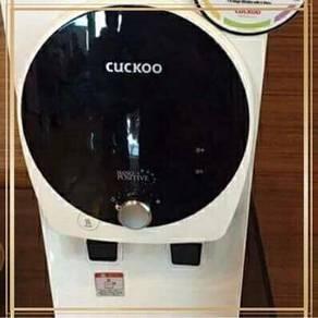 Promo air cuckoo model baru 3suhu sejuk panas suam