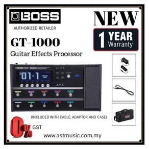 Boss GT-1000 GT1000 Guitar Effects Processor Pedal