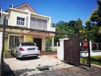 {CORNER} 2sty Renovated House, Kota Emerald , Amethyst 3, Rawang