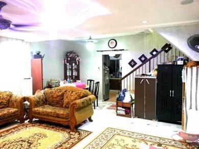 22x75> Rumah 2Sty> Taman Jaya Bandar Tun Razak, CHERAS, KL