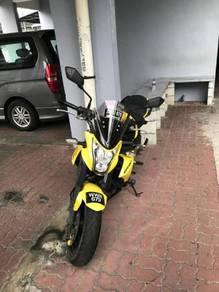 2012 Kawasaki Er6n 650cc