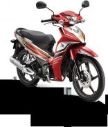 2018 Hebat Promosi Honda Wave Alpha 110 R/60TH Ann