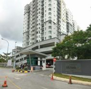 Apartment Villa Tropika Bangi