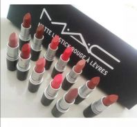 Mac multi color Lipstick 12 color