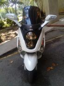Sym VTS200 2011