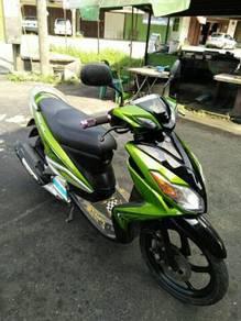 Yamaha ego lc 2012