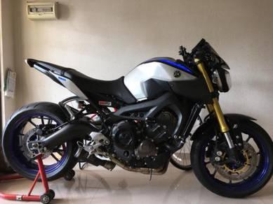 Yamaha MT09 / MT-09