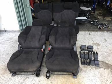 Honda fit ge8 rs seat set
