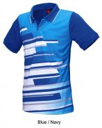 PA 7027 PowerAct Color Sublimation Collar Tee
