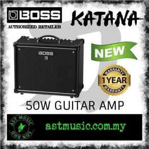Boss Katana 50 Electric Guitar Amplifier
