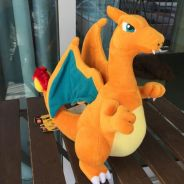 Charizard Pokemon Plush From Pokemon Center Tokyo