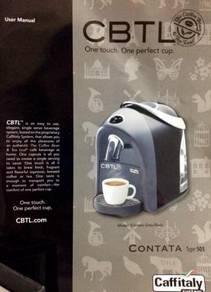Coffee Bean and Tea Leaf Contata Machine (Reduced)