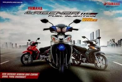 Yamaha Lagenda L115Z Free Online Apply Now