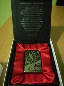 Zippo limited edition 80th anniversary