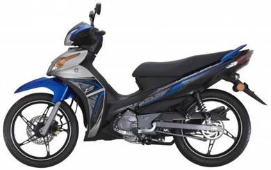 Yamaha Lagenda 115Z(E) / Promosi Plan / Loan Kedai